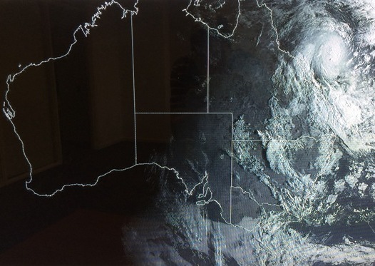 Itt még csak közeledik Marcia Ausztrália partjaihoz