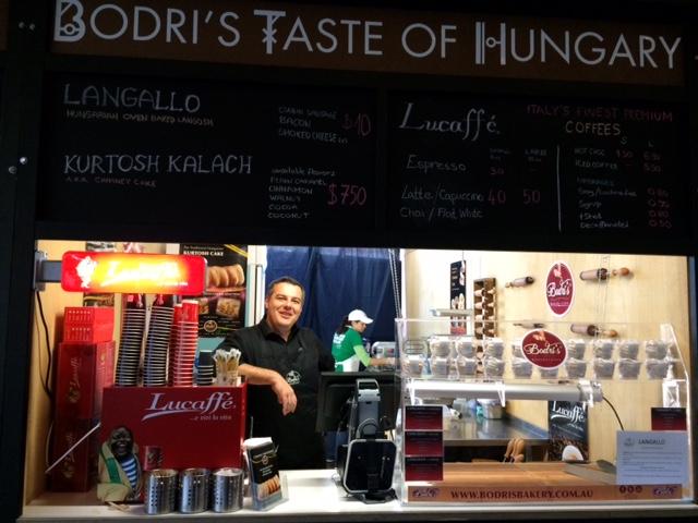 A standunk: Magyarország íze