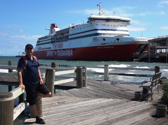 Spirit of Tasmania, a kompunk