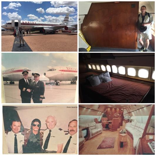 Ez volt a 707-es magángép