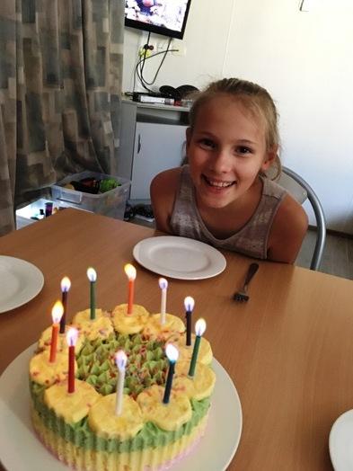 """Gréti szülinapját a Yorke-félszigeten ünnepeltük. Boldog Szülinapot """"Mango Lady""""!"""