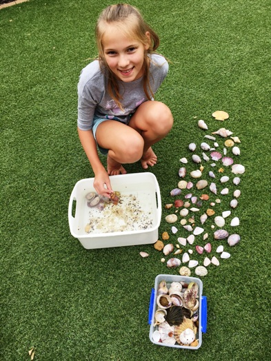 Kagylótisztogatás