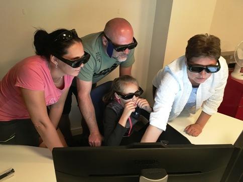 Beugrottunk a céghez is, hogy megmutassuk a 3D-t